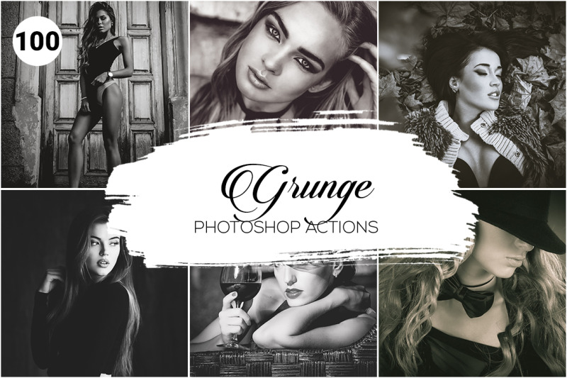 100-grunge-photoshop-actions