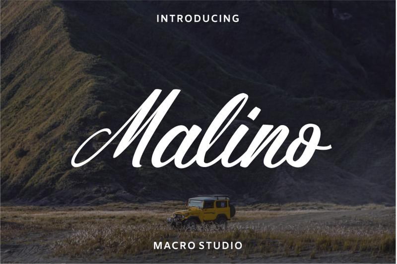 malino-font