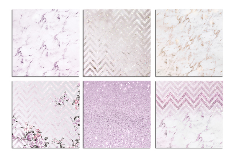 christmas-rose-marble-textures