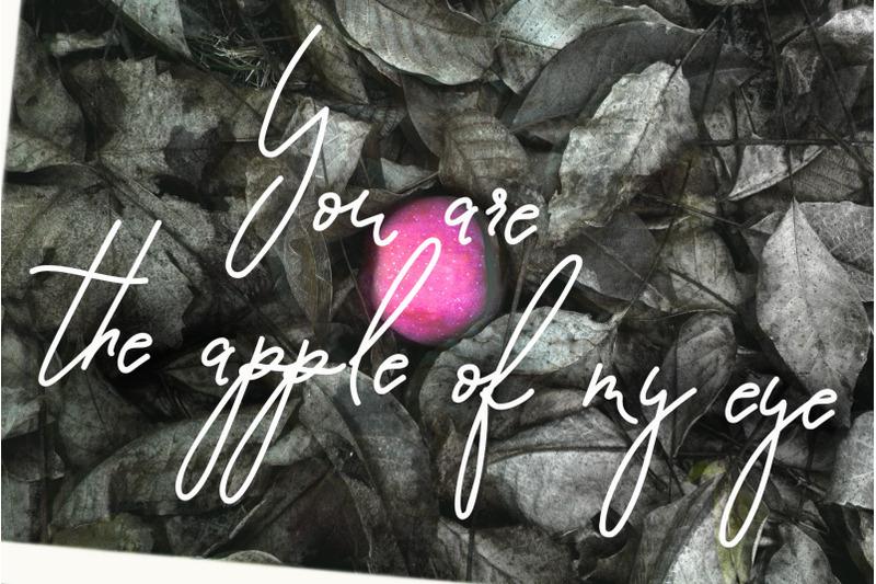 script-greek-font-pomme-noire