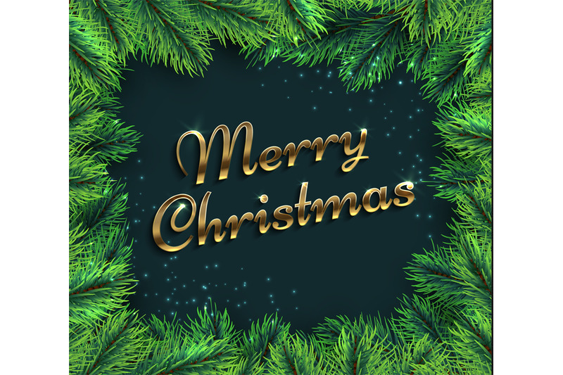 fir-tree-branches-merry-christmas-glamour-background-with-pine-branch