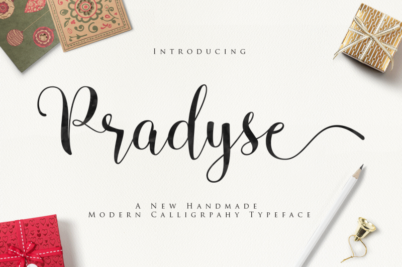 pradyse-script