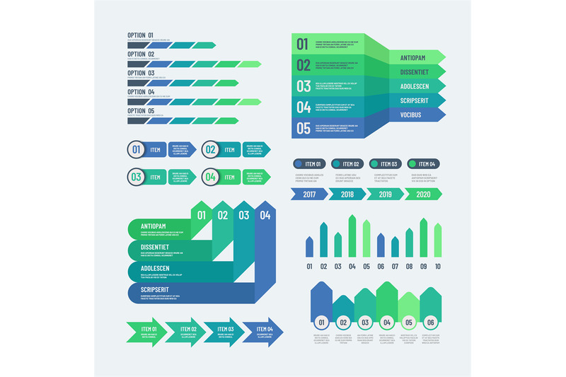 infographic-elements-modern-graphs-investment-charts-info-diagrams-w