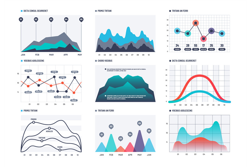 infographic-chart-statistics-bar-graphs-economic-diagrams-and-charts