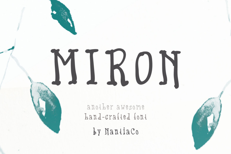 miron-font-another-awesome-hand-crafted-font