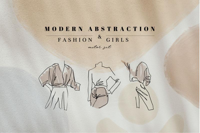 modern-abstract-fashion-girls