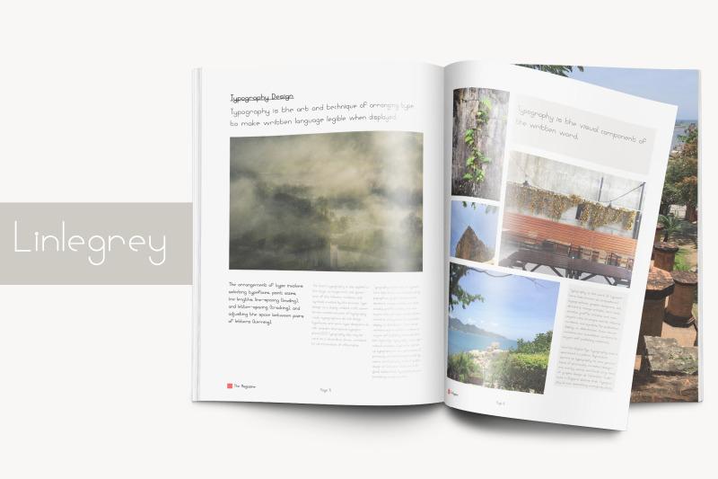 linlegrey-a-designer-font