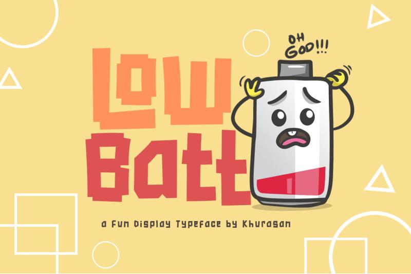 low-batt