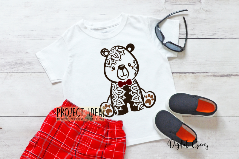 bear-svg-dxf-eps-png-files