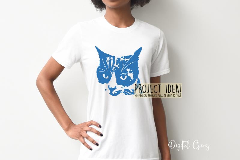 cat-face-design