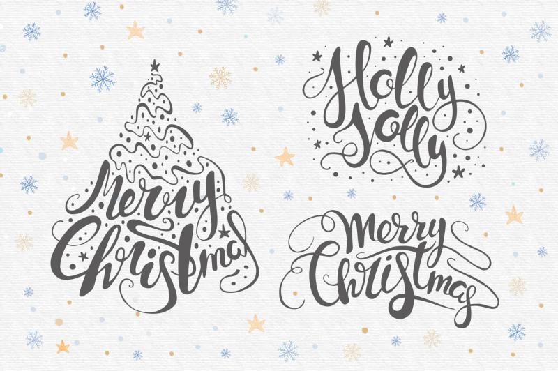 vector-christmas-lettering-bonus