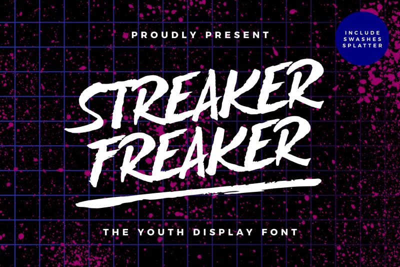 streaker-freaker