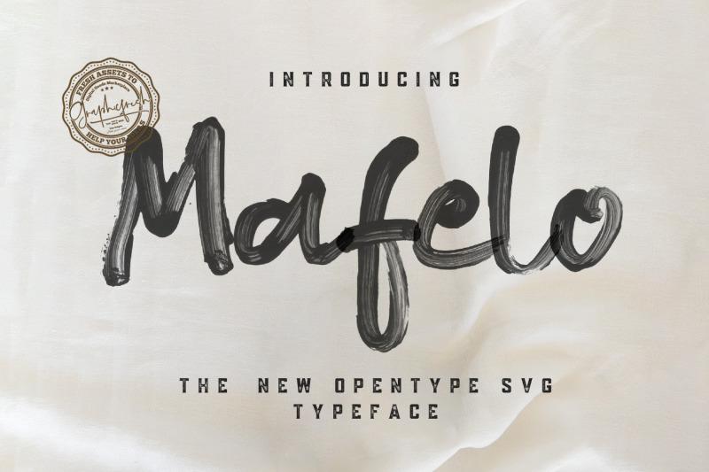 mafelo-svg-font