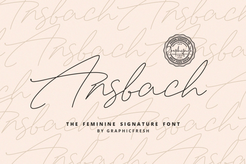 ansbach-the-feminine-signature
