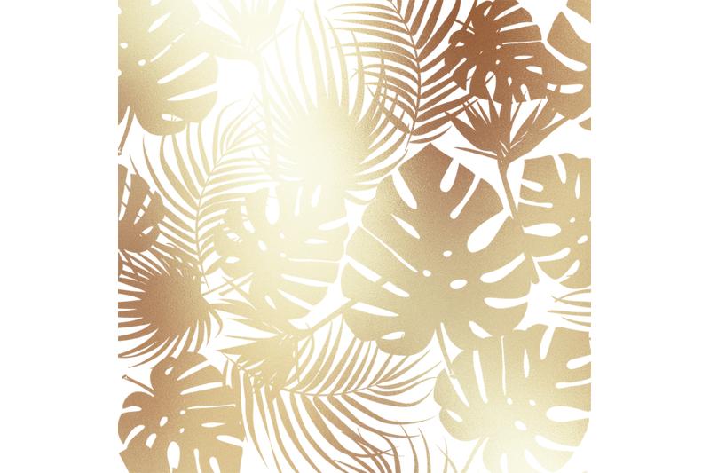 gold-png-tropical-digital-paper