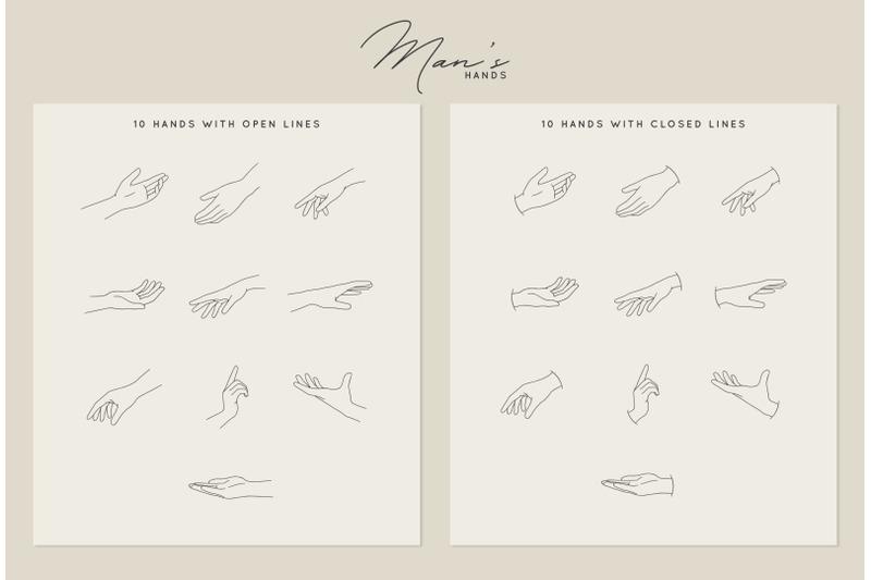 sincerity-line-art-hands