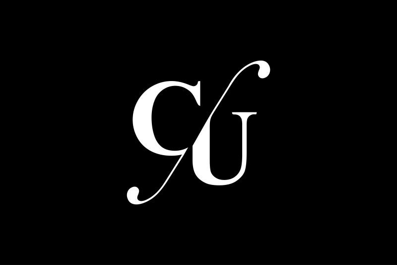 cu-monogram-logo-design