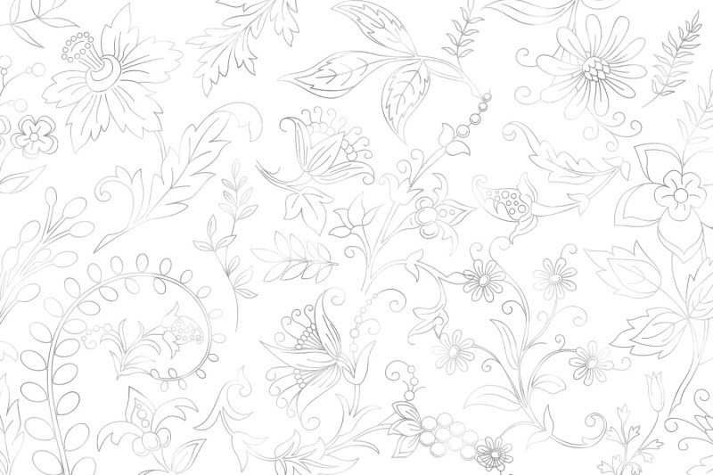 silver-botanical-outlines-clipart
