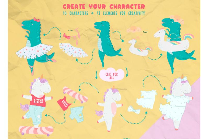 character-creator-girls-power