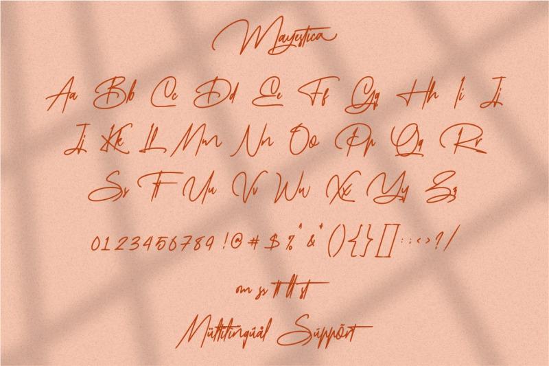 mayestica-luxury-signature-font
