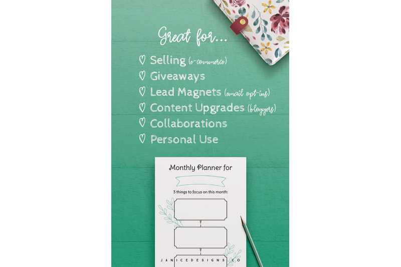 indesign-planner-template-for-commercial-use