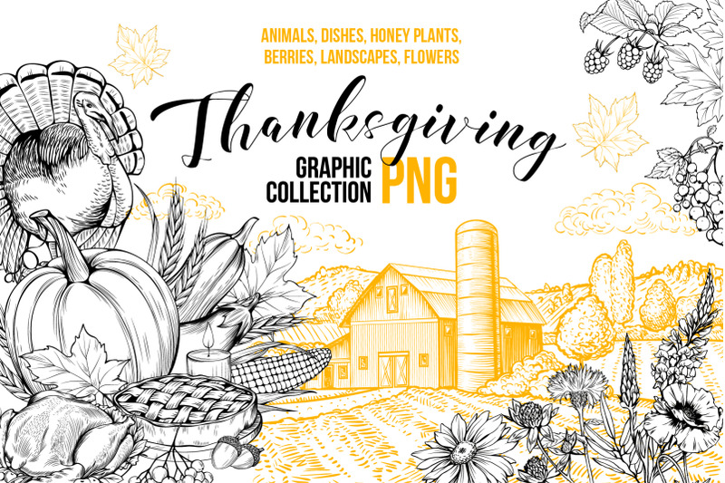 thanksgiving-graphics-collection