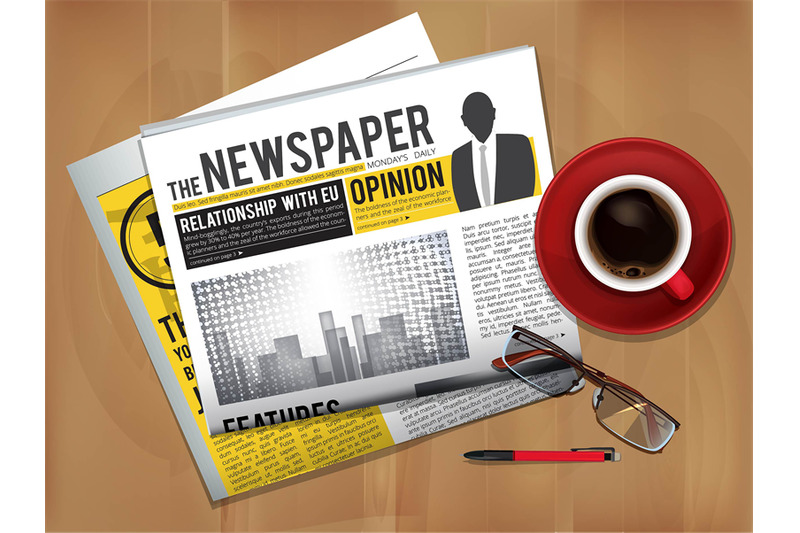 newspaper-with-coffee-cup-magazine-or-newspaper-press-cover-top-view