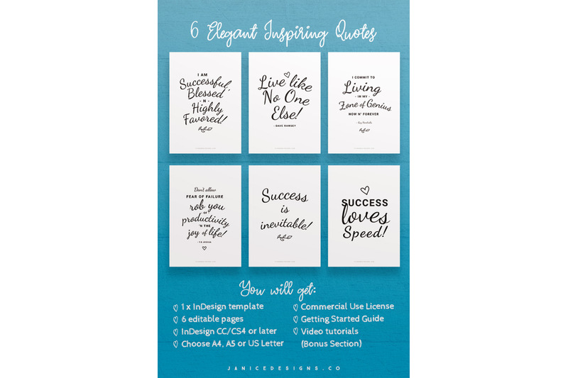 inspiring-quotes-printables-indesign-template-for-commercial-use
