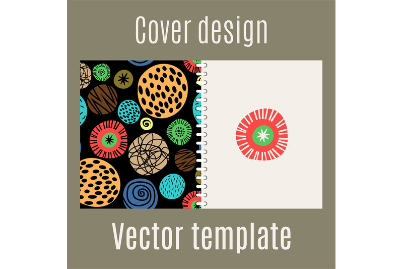 cover-design-with-polka-dots-pattern