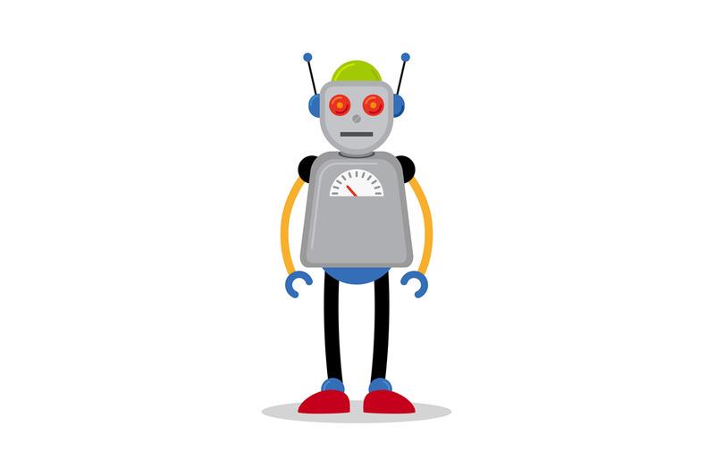 grey-robot-icon
