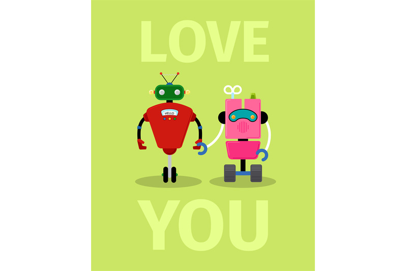 love-you-card-with-robots