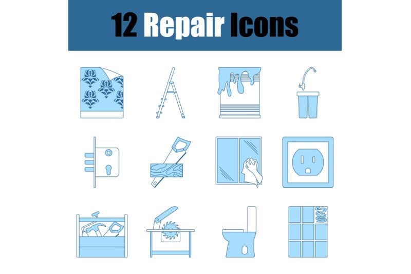 repair-icon-set