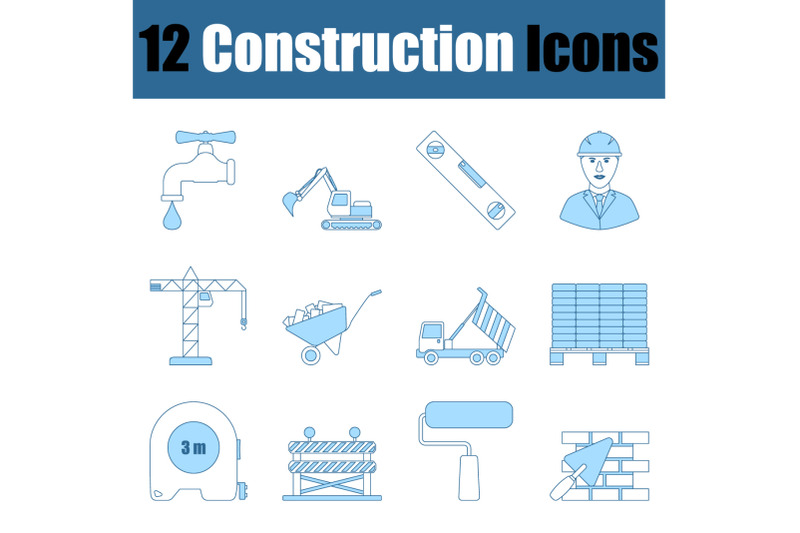 construction-icon-set