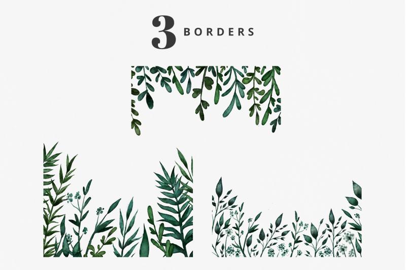 watercolor-leaves-vol-1-30-pc-set
