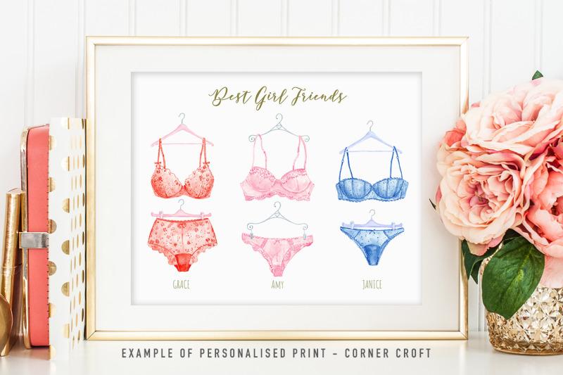 watercolor-lingerie-clipart