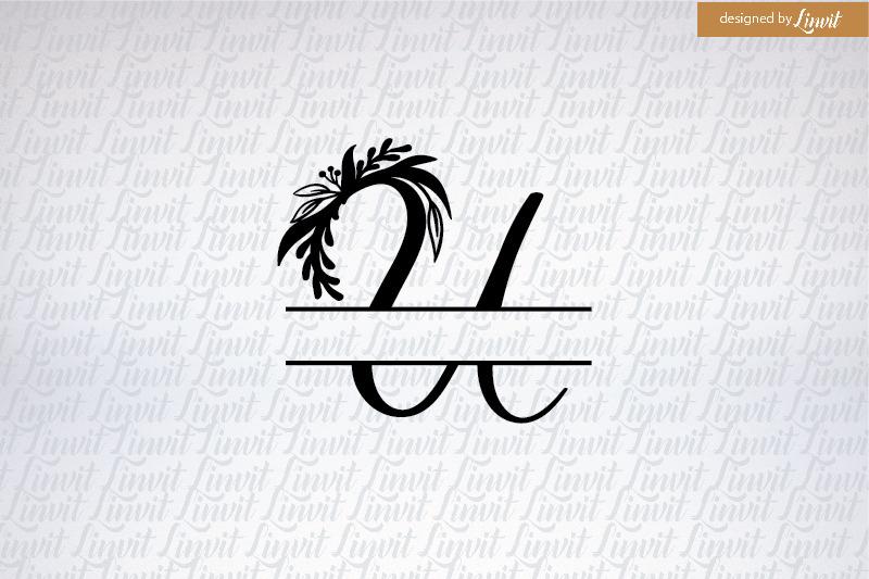 u-monogram-u-wedding-logo-monogram-u-logo-u-typographic-wedding-lo