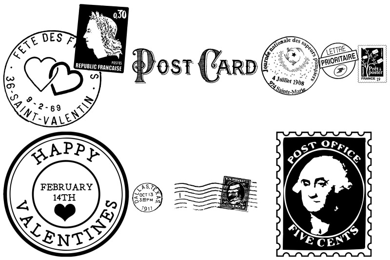 postage-elements-ai-eps-png