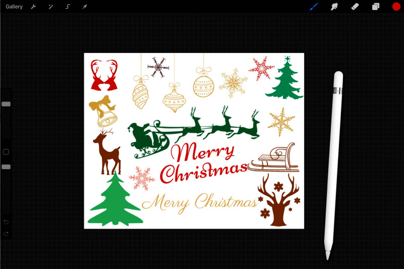 procreate-brush-set-christmas-brushes-xmas-brushes