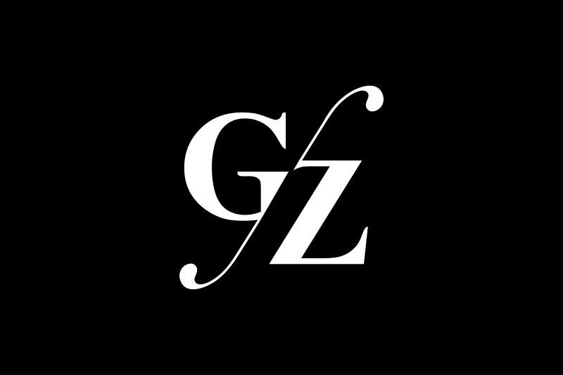 gz-monogram-logo-design