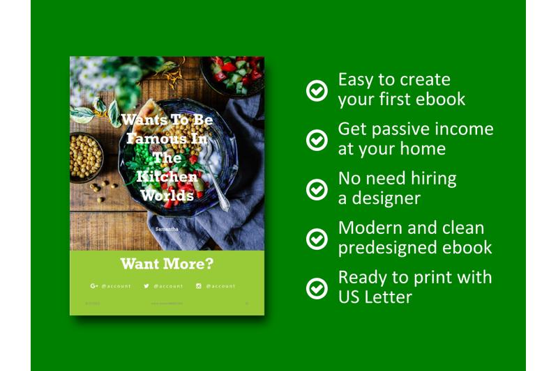 recipe-ebook-vegan-powerpoint-template
