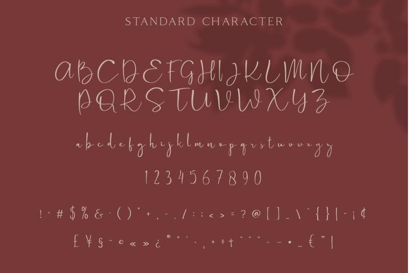 cattus-modern-casual-script-font