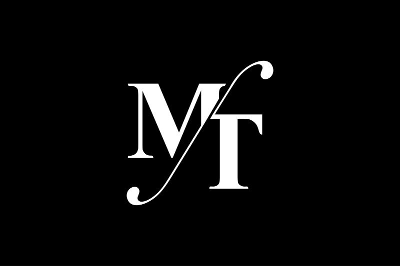 mt-monogram-logo-design