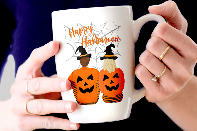 halloween-clipart-family-clipart-thanksgiving-clipart