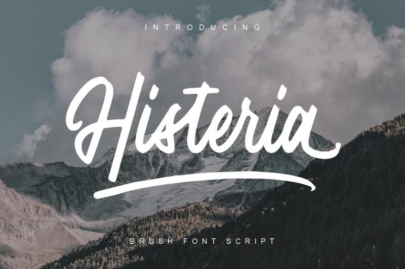 histeria-script