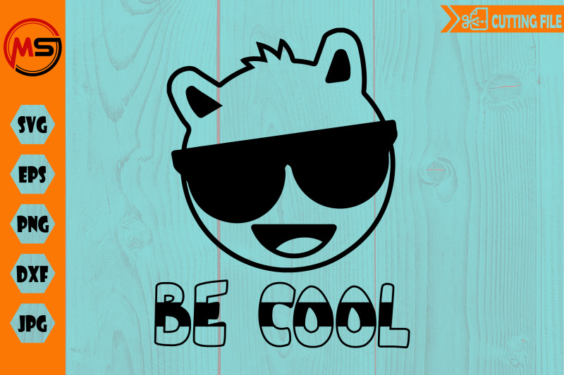 be-cool-llama-head-with-sun-glasses-svg-file-for-cricut-cutting-file