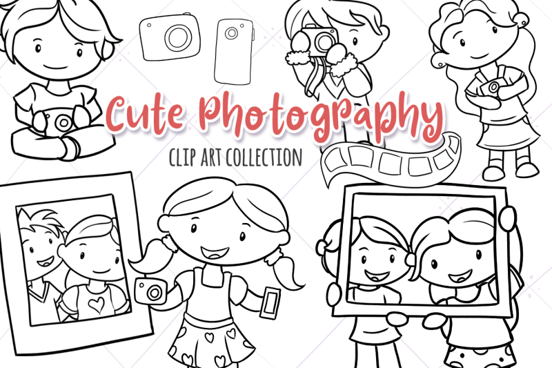 cute-photography-digital-stamps