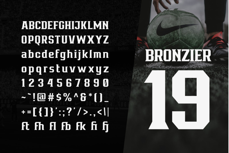 bronzier-font-family