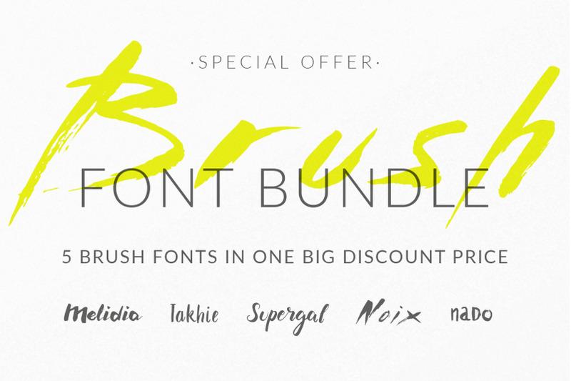 brush-greek-font-pack