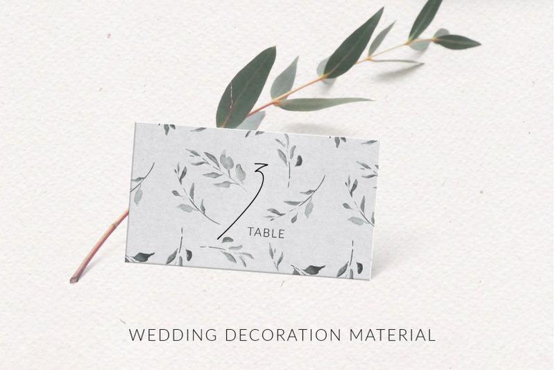 wedding-watercolor-foliage-design