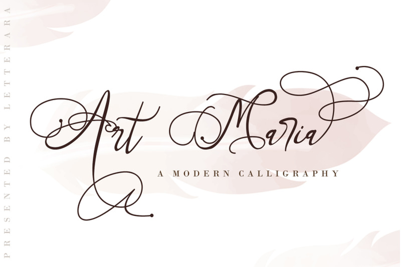 art-maria-extended-license